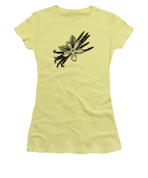 Madagascar Vanilla Women's T-Shirt (Athletic Fit)