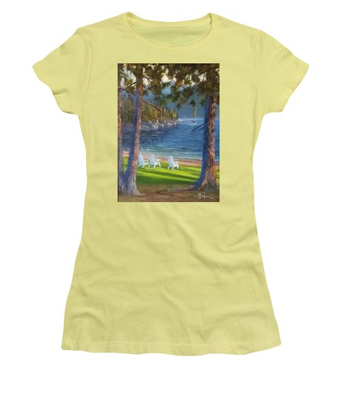 Made In The Shade Women's T-Shirt (Athletic Fit)