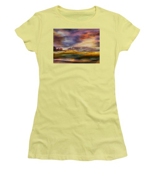 Magic Hour IIi Women's T-Shirt (Athletic Fit)