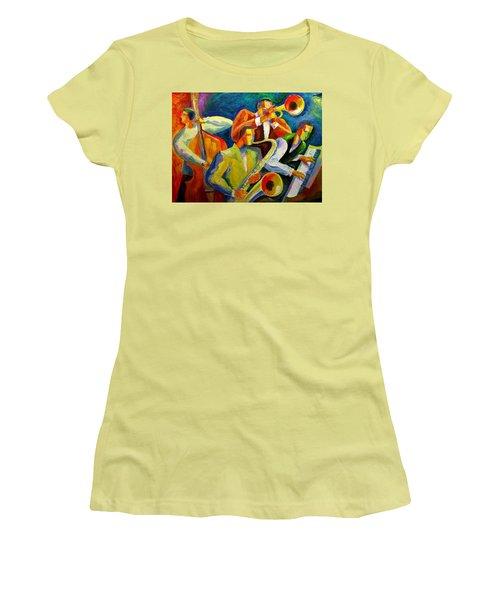 Magic Music Women's T-Shirt (Athletic Fit)