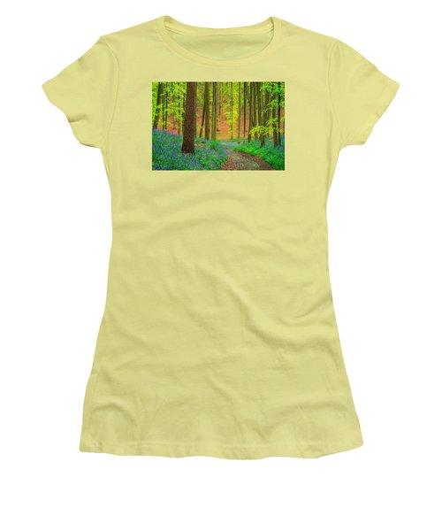 Magical Forest Women's T-Shirt (Junior Cut)