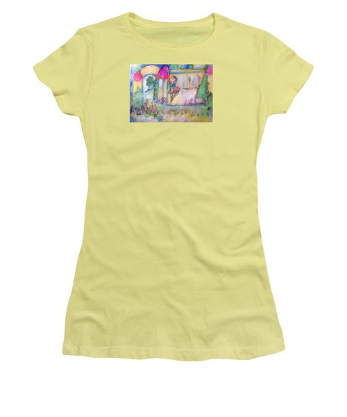 Magical Women's T-Shirt (Junior Cut) by Judith Desrosiers