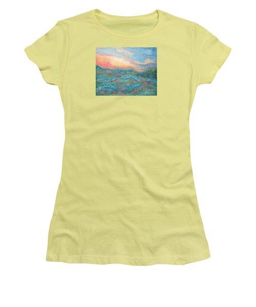Magnificent Sunset Women's T-Shirt (Junior Cut)