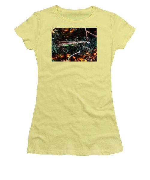 Mantis  Women's T-Shirt (Athletic Fit)