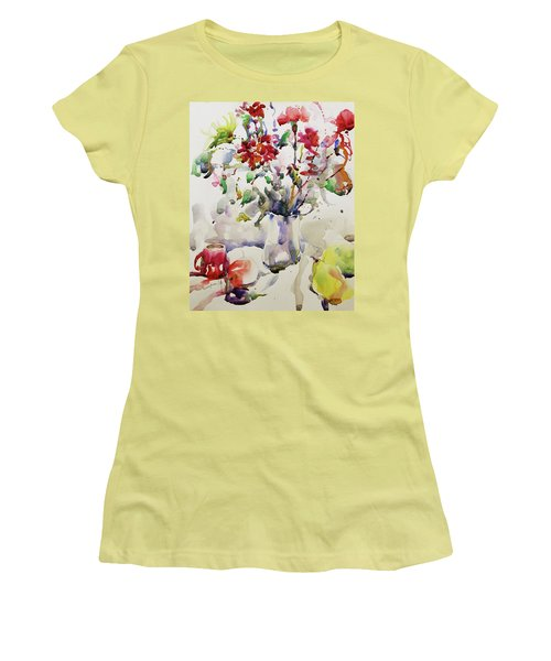 March Greeting Women's T-Shirt (Athletic Fit)