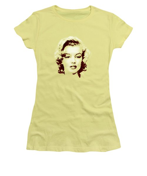 Marilyn Monroe Vintage Women's T-Shirt (Athletic Fit)