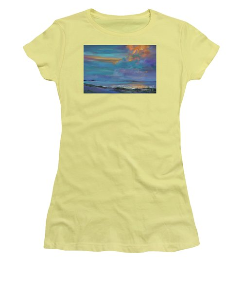 Mariners Beacon Women's T-Shirt (Athletic Fit)