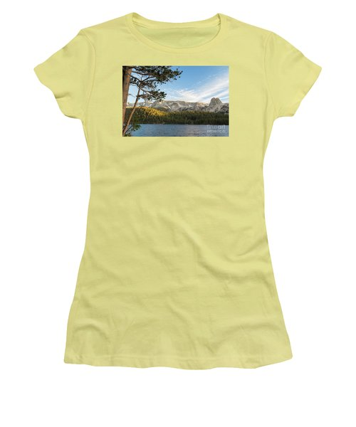 Marry Lake  Women's T-Shirt (Athletic Fit)