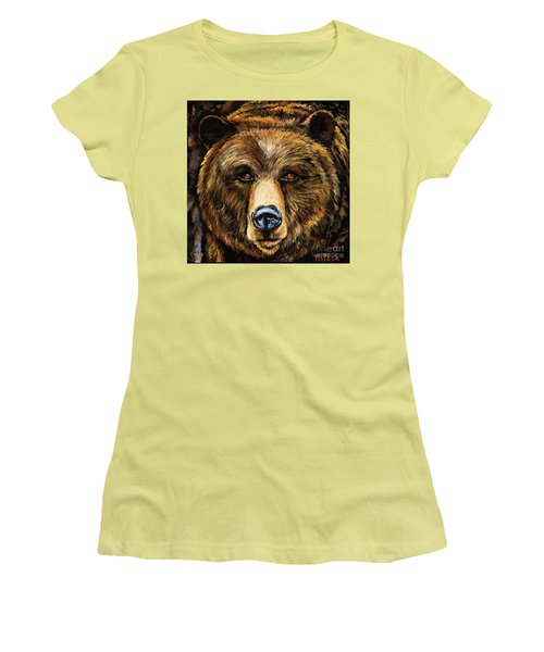 Master Women's T-Shirt (Junior Cut) by Igor Postash