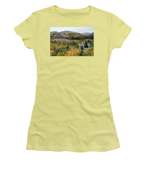 Mcclure Pass - 9606 Women's T-Shirt (Athletic Fit)