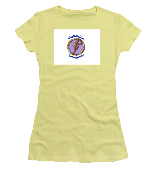 Medallion Enterprises Women's T-Shirt (Athletic Fit)