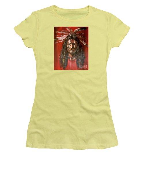 Medicine Man Women's T-Shirt (Athletic Fit)