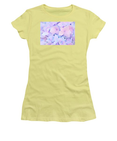 Mellifluence Women's T-Shirt (Junior Cut) by Iryna Goodall