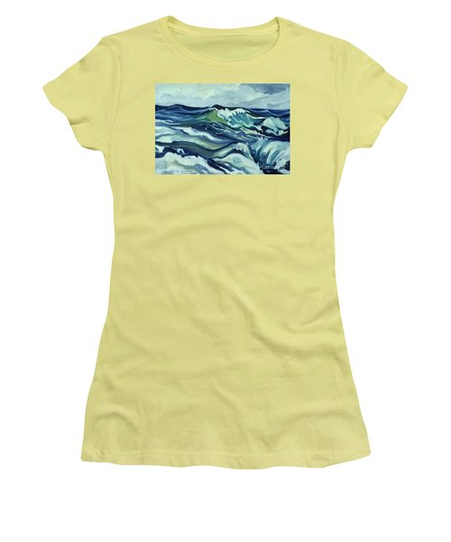 Memory Of The Ocean Women's T-Shirt (Athletic Fit)