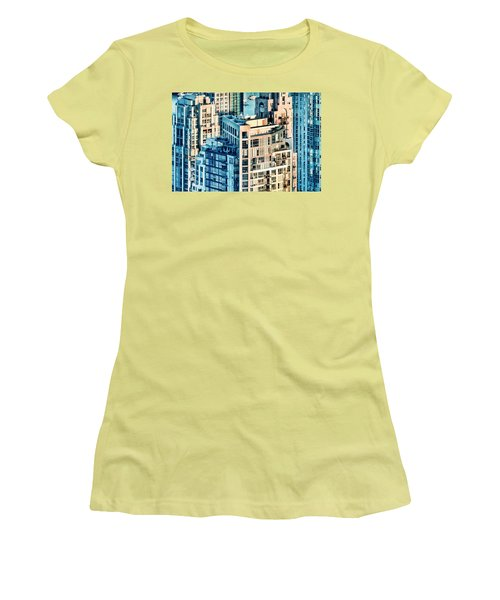 Metropolis Women's T-Shirt (Athletic Fit)