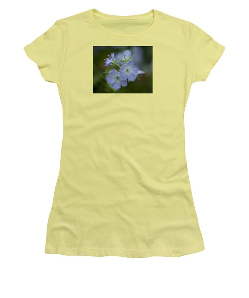 Miami Mist Bloom Women's T-Shirt (Athletic Fit)