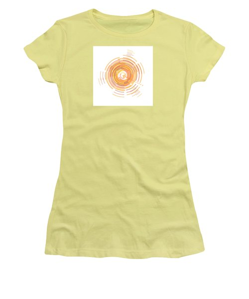 Middle Of Autumn Women's T-Shirt (Athletic Fit)