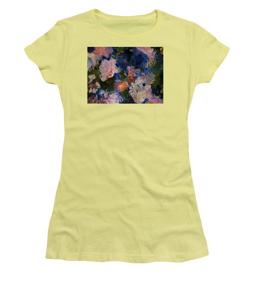 Midnight Summer's Dream Women's T-Shirt (Athletic Fit)