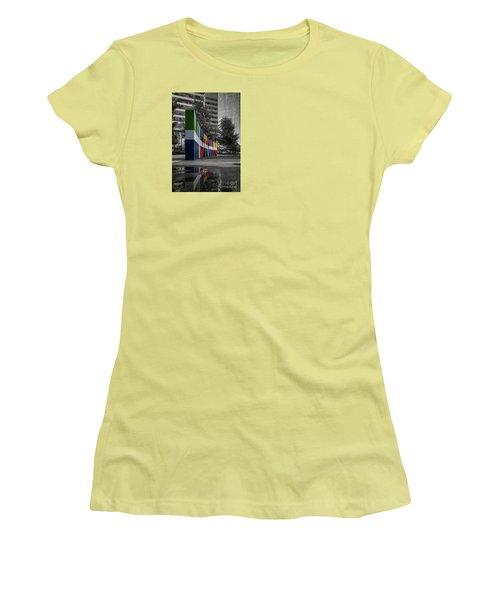 Midtown Atlanta Women's T-Shirt (Athletic Fit)