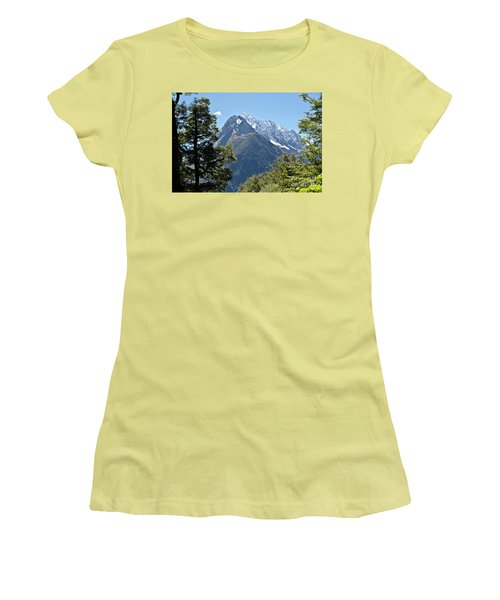 Milford Sound, New Zealand Women's T-Shirt (Athletic Fit)