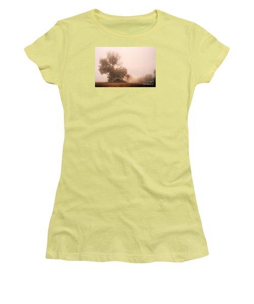 Missouri Bottoms Indian Summer Women's T-Shirt (Junior Cut) by William Fields