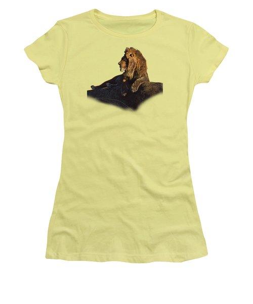 Mister Majestic T Women's T-Shirt (Junior Cut) by David Andersen