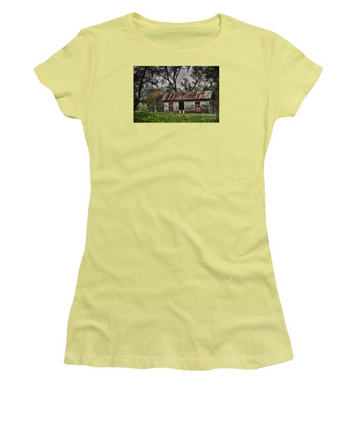Misty Memories Women's T-Shirt (Athletic Fit)