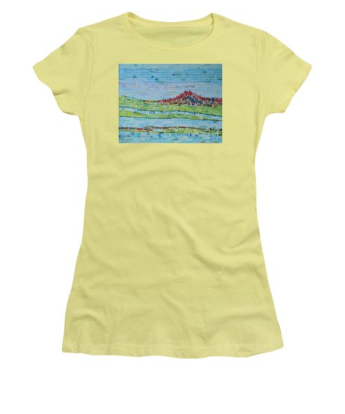 Mole Hill Reborn Women's T-Shirt (Athletic Fit)