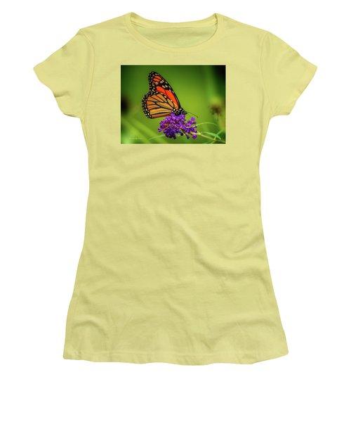 Monarch #1 Women's T-Shirt (Athletic Fit)