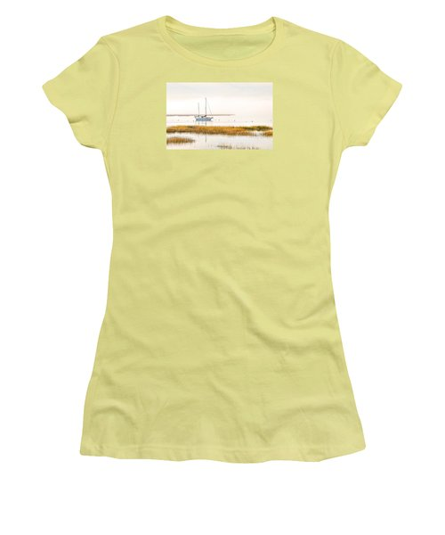 Mooring Line Women's T-Shirt (Athletic Fit)
