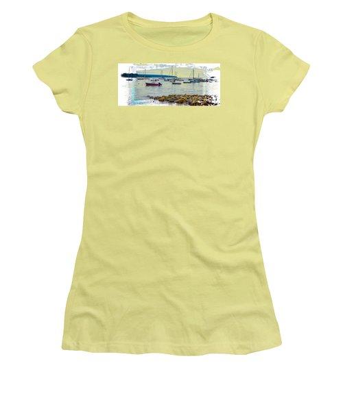 Moorings Mug Shot Women's T-Shirt (Athletic Fit)