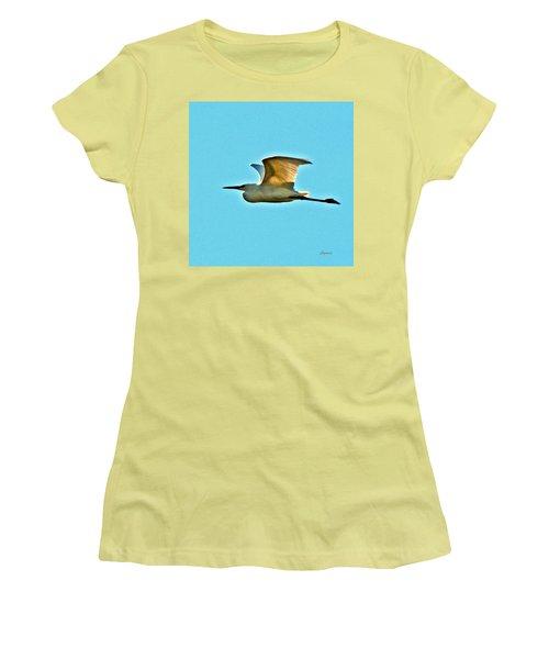 Morning Flight Women's T-Shirt (Athletic Fit)