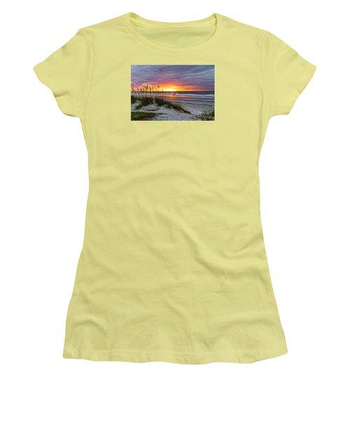 Morning Has Broken Women's T-Shirt (Junior Cut) by Paul Mashburn