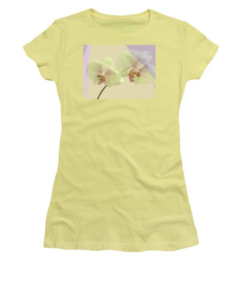 Morning Light Women's T-Shirt (Junior Cut) by Karen Nicholson