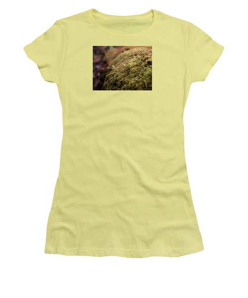 Mossy Women's T-Shirt (Athletic Fit)
