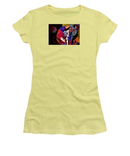 Mr Ameeba 2 Women's T-Shirt (Athletic Fit)
