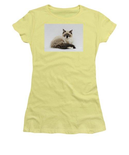 Mr. Atkin Women's T-Shirt (Athletic Fit)