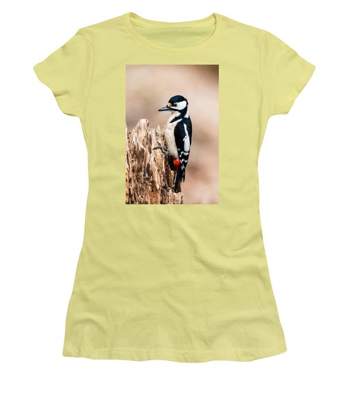 Mrs Woodpecker Women's T-Shirt (Athletic Fit)