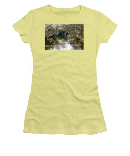 Muckalee Creek Women's T-Shirt (Athletic Fit)