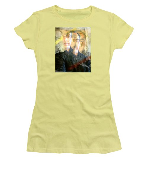 Women's T-Shirt (Junior Cut) featuring the photograph Multiverse by Prakash Ghai