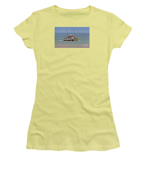 Mv Yorkshire Belle Women's T-Shirt (Athletic Fit)