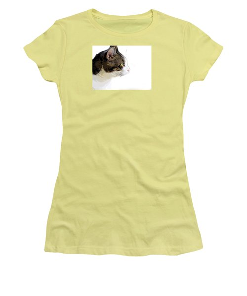 My Cat Women's T-Shirt (Junior Cut) by Craig Walters
