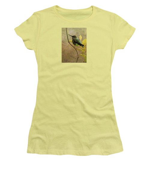 My Greeting For This Day Women's T-Shirt (Athletic Fit)