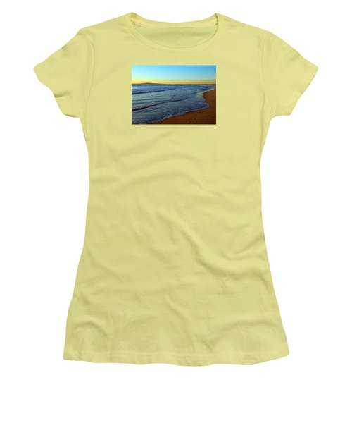 My Kind Of Day Women's T-Shirt (Junior Cut) by Everette McMahan jr