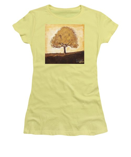 My Tree Women's T-Shirt (Athletic Fit)