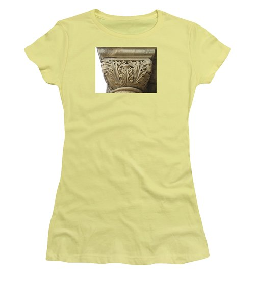 My Weathered Friend Women's T-Shirt (Junior Cut) by John King