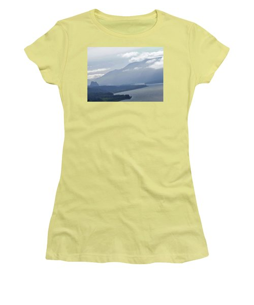 Mysterious Women's T-Shirt (Athletic Fit)