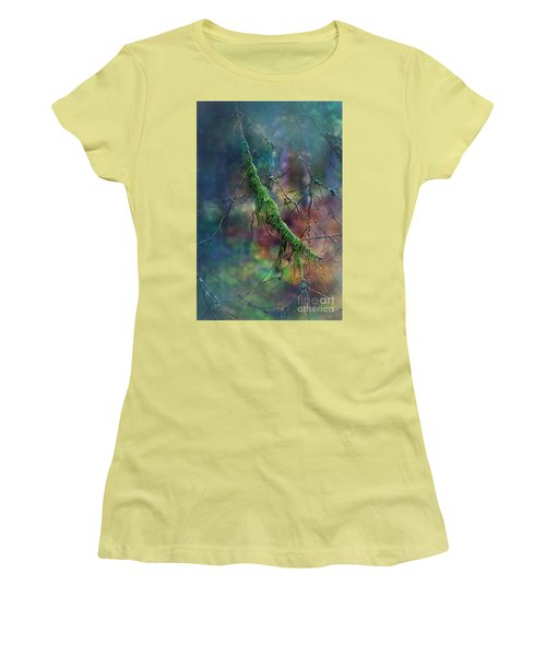 Mystical Moss - Series 1/2 Women's T-Shirt (Athletic Fit)