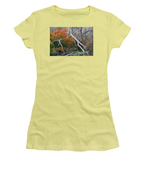 Mystical Woodland Women's T-Shirt (Athletic Fit)