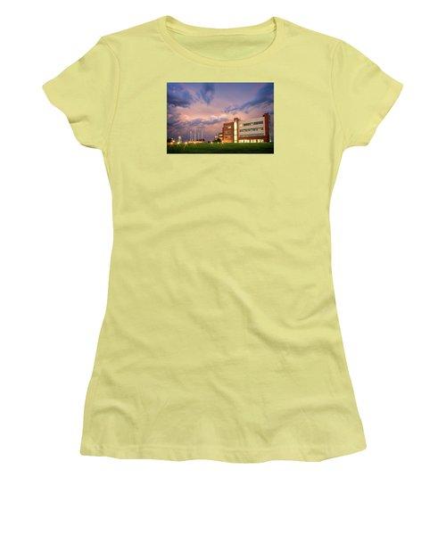 National Weather Center II Women's T-Shirt (Junior Cut)